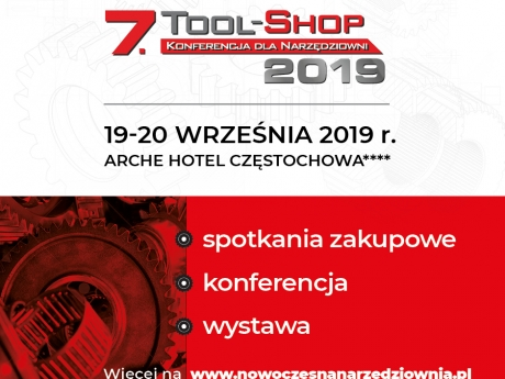 STOMET on Tool-Shop 2019